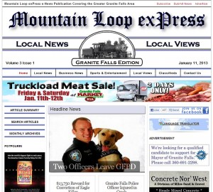 Mountain Loop exPress
